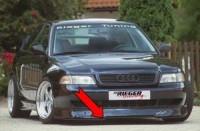 Rieger tuning Lipa pod spoiler Audi A4 r.v. 1999-2000