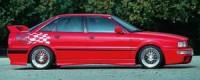 Rieger tuning Boční práh levý Audi 80 typ B4 r.v. 1991-