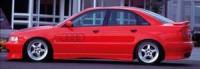 Rieger tuning Boční práh pravý  Audi A4 r.v. -2000