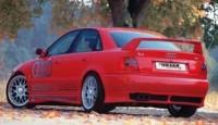 Rieger tuning Spoiler pod zadní nárazník Audi A4 r.v. 1999-2000