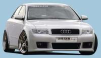 Rieger tuning Přední nárazník Audi A4 8E r.v. 2000-