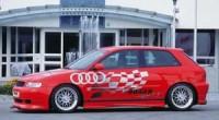 Rieger tuning Boční práh pravý Audi A3 5dv. typ 8L r.v. -2003