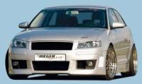 Rieger tuning Přední nárazník  Audi A3 typ 8P r.v. 2003-