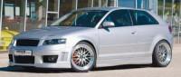 Rieger tuning Boční práh pravý Audi A3 typ 8P r.v. 2003-