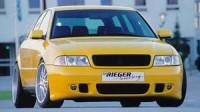 Rieger tuning Spoiler pod přední nárazník Audi A4 r.v. 1999-2000 (D 00108415)