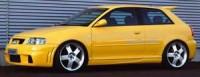 Rieger tuning Boční prahy Zender Audi A3 typ 8L r.v. 2000-2003