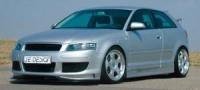 Rieger tuning Přední nárazník Je Design Audi A3 typ 8P r.v. 2003-