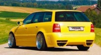 Rieger tuning Zadní nárazník Audi A4 Avant r.v. -2000