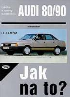 Kniha AUDI 80/90 /70 - 170 PS a diesel/ 9/86 -8/91