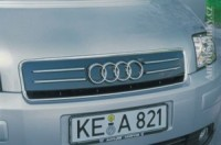 ABT Sportsline nerezové lišty na přední masku Audi A2 type 8Z