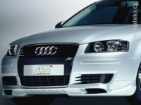 ABT Sportsline přední kryt nárazníku s chromovým rámečkem Audi A3 type 8P