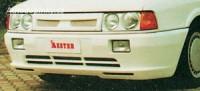 LESTER přední nárazník se světlomety - jen pro AUDI 80 Audi 80/90 -- rok výroby 86-91