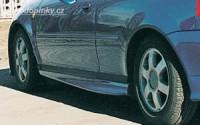 LESTER prahové nástavce Audi A3 -- do roku výroby -2003
