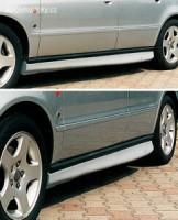 LESTER prahové nástavce Audi A4 -- do roku výroby -2000